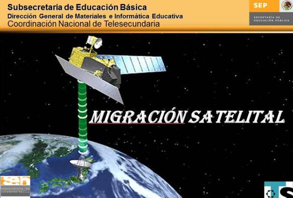 migracion satelital